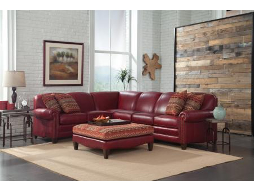 smith brothers living room 397 sectional woodchucks fine