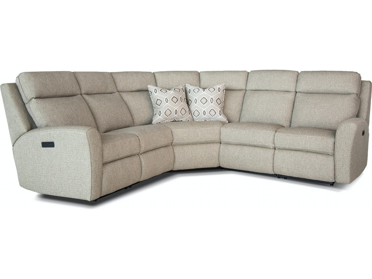 smith brothers living room 418sectional  ridgemont