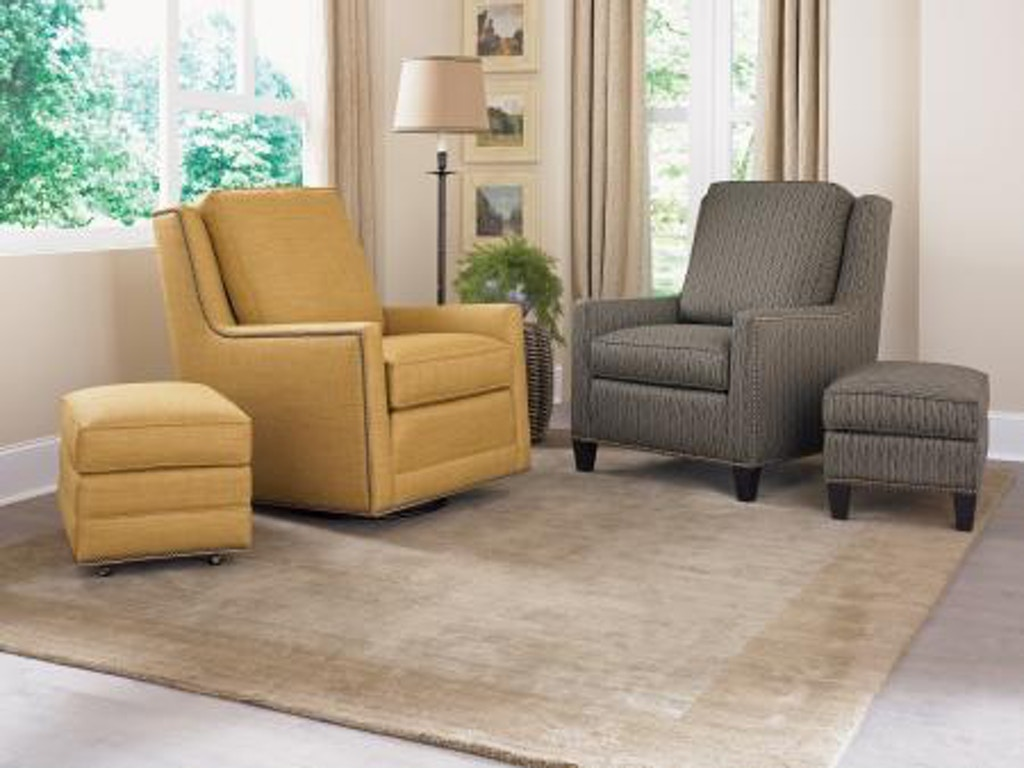 smith brothers living room pressback reclining chair 501