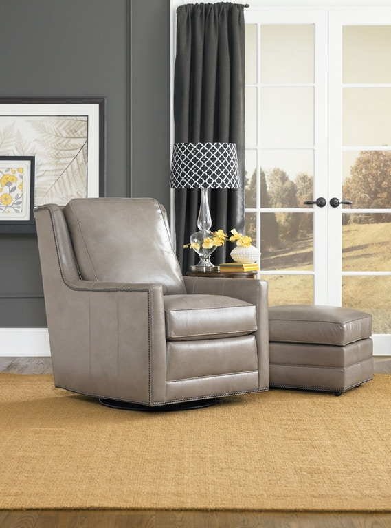 Smith Brothers 500 58 Living Room Swivel Glider Chair
