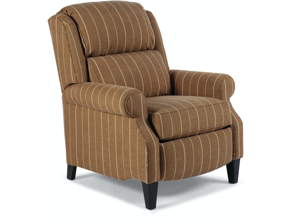 Smith Brothers Living Room Pressback Reclining Chair 503 33 Kettle River Furniture And Bedding