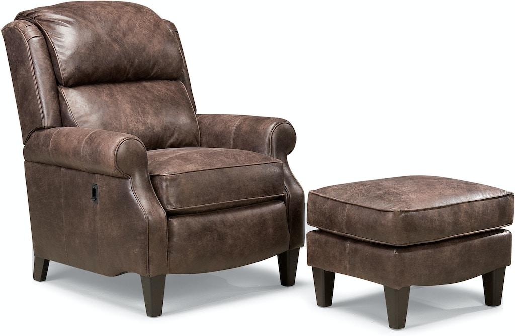 smith brothers big tall press back reclining chair 718301 talsma
