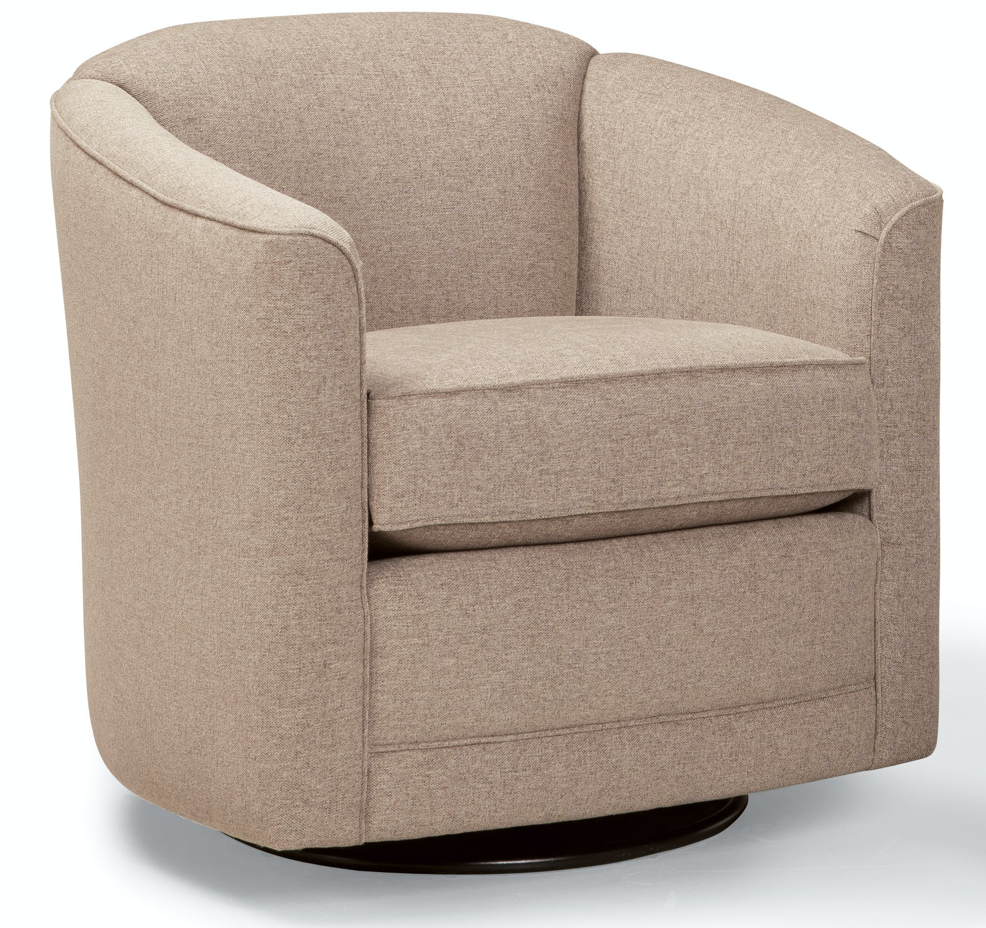 Smith Brothers Living Room Swivel Glider Chair 506 58 Whitley Furniture Raleigh Nc