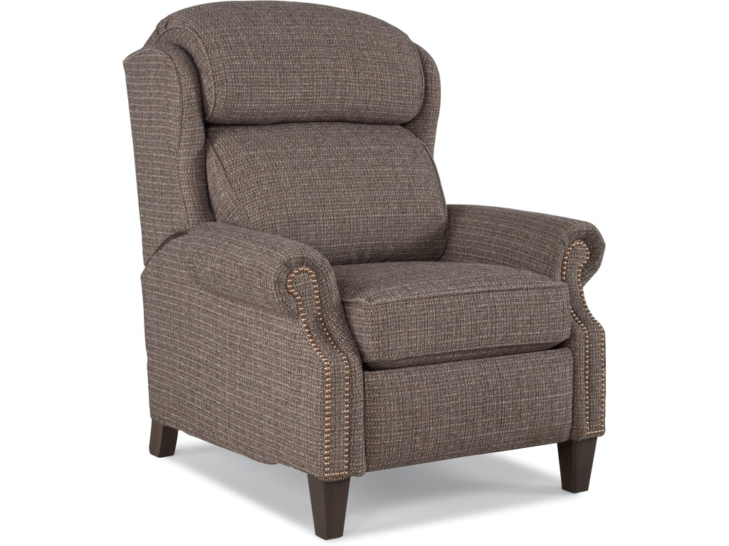 Smith Brothers Living Room Press Back Reclining Chair 532 33 Kettle River Furniture And