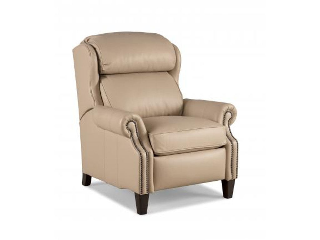 Smith Brothers Living Room Big Tall Press Back Reclining Chair 532 76 Good 39 S Furniture