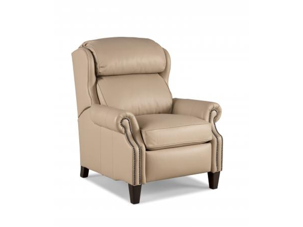 Smith brothers living room press back reclining chair 532 for K furniture mattress