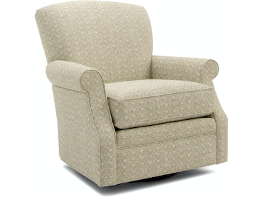 Smith Brothers Living Room Swivel Chair 536 56 Harvey S Furniture