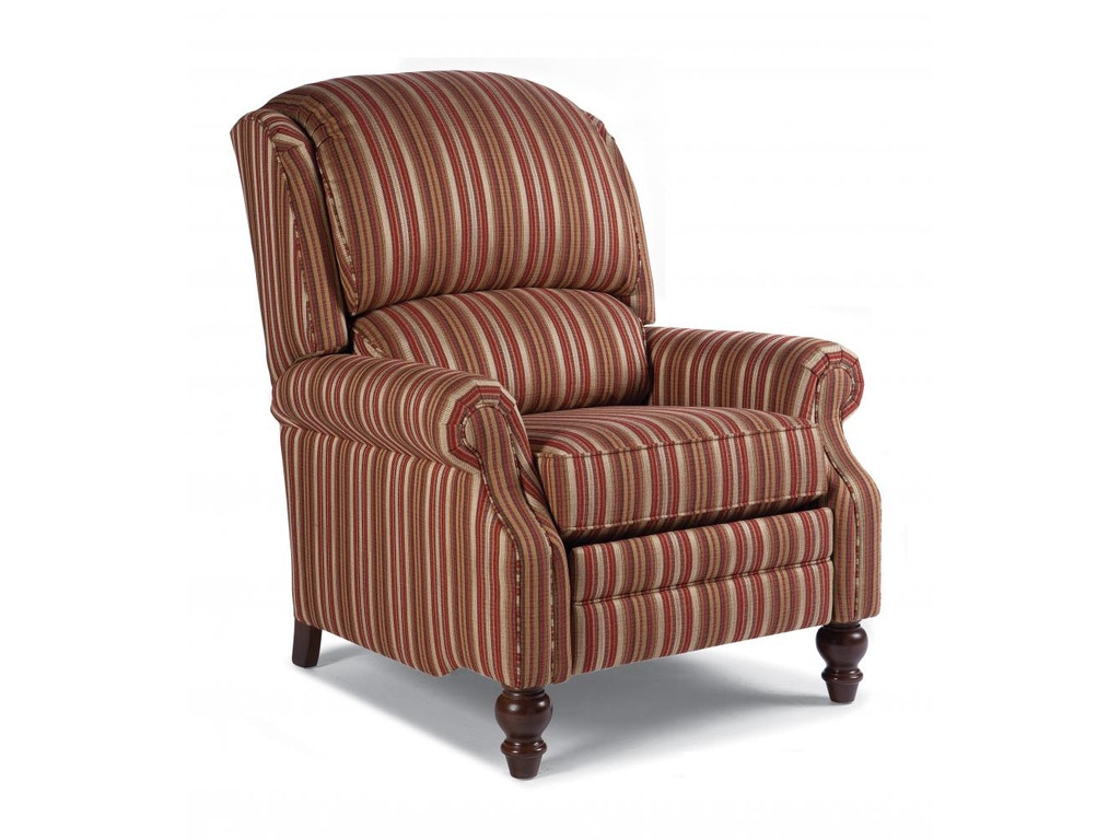 Smith Brothers Living Room Press Back Reclining Chair 705 33 Kettle River Furniture And