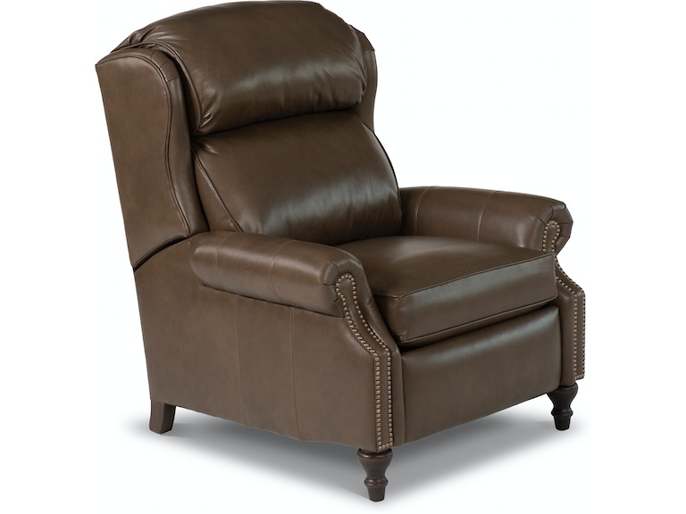 Smith Brothers Living Room Pressback Reclining Chair 732
