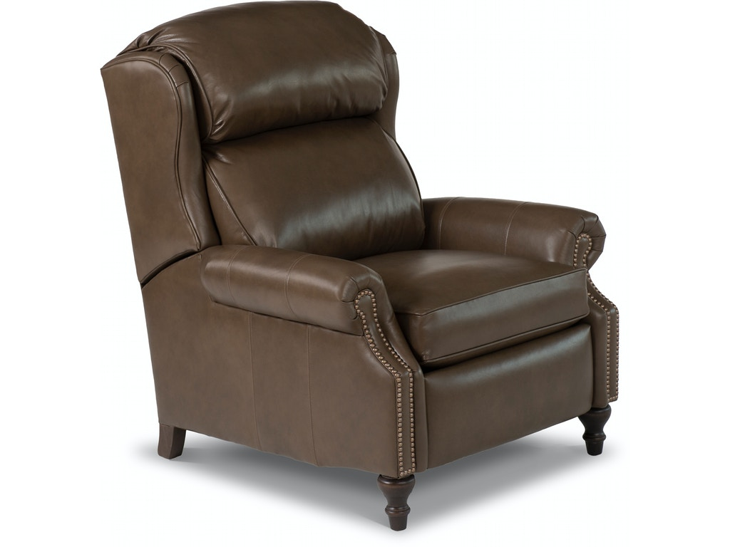 Smith Brothers Living Room Big/Tall Pressback Reclining