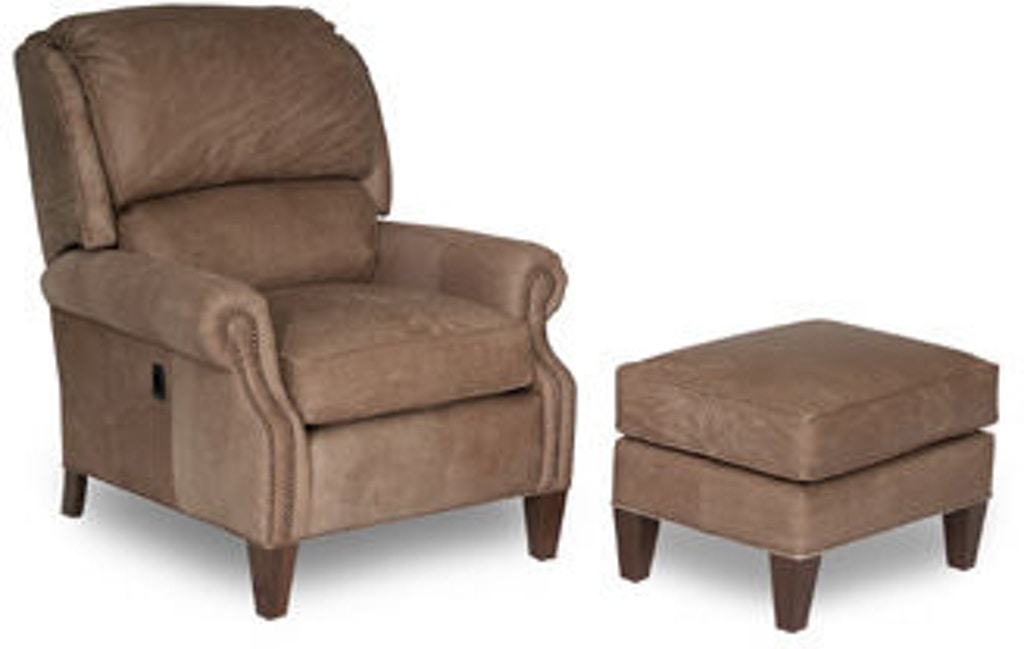 Smith Brothers Living Room Tilt Back Chair 951 47