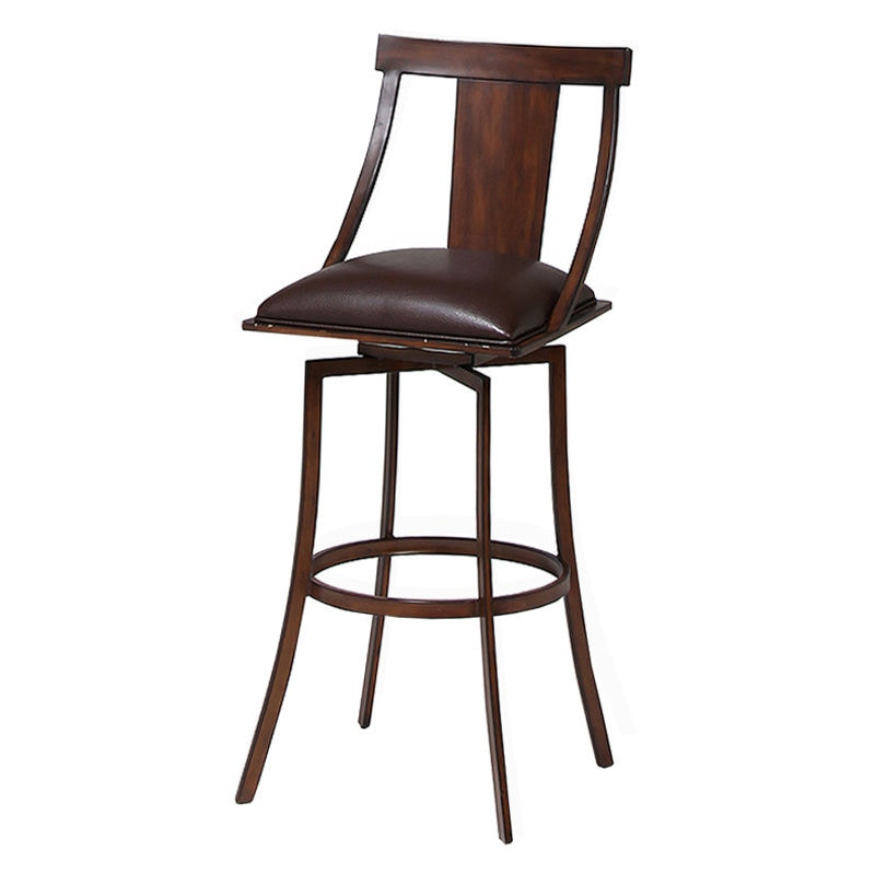 Pastel Furniture Amrita Swivel Barstool AA 219 EN 945 26