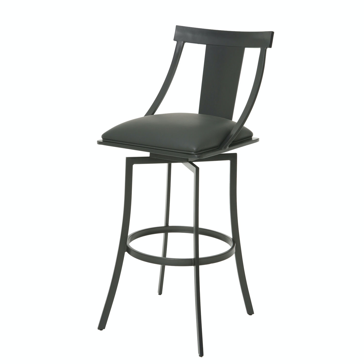 Pastel Furniture Amrita Swivel Barstool AA 219 SG 064 26
