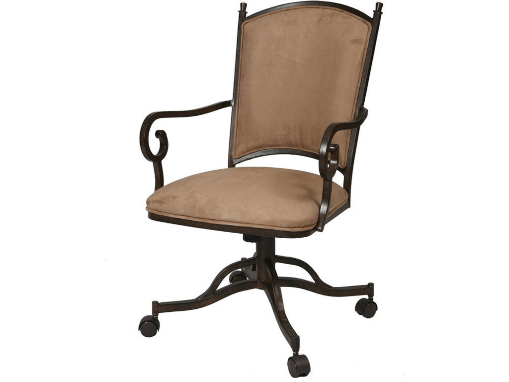 Pastel furniture dining room atrium caster chair at 160 ar for Design source furniture az
