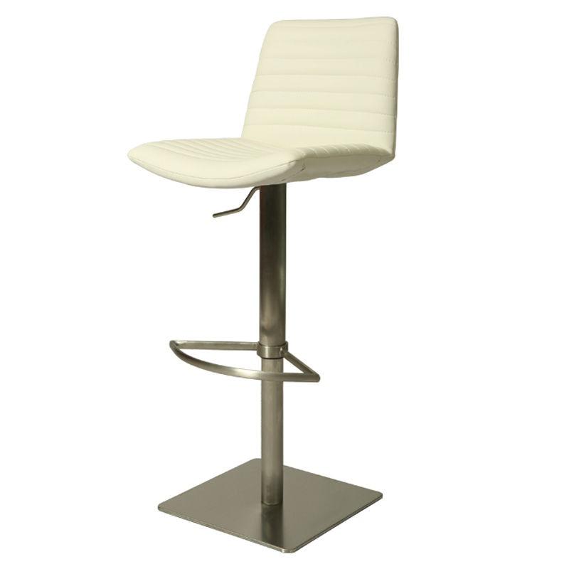 Pastel Furniture Berkeley Hydraulic Barstool BK 219 SS 978