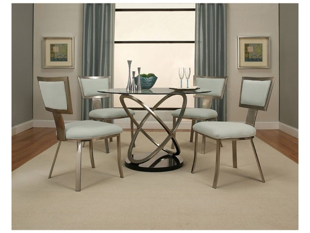 Pastel furniture dining room eclipse dining set ec110 for Living room ideas trackid sp 006