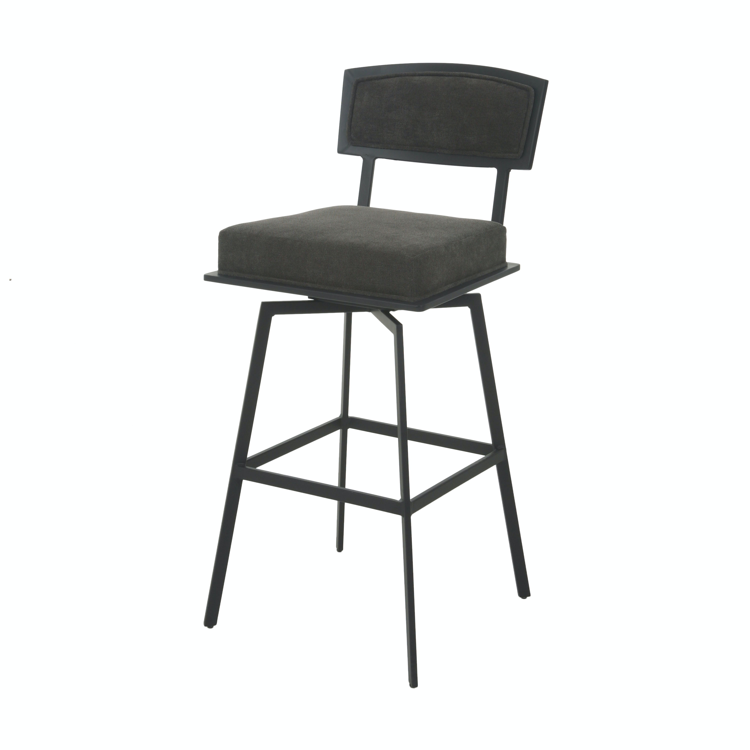 Pastel Furniture Ethan Swivel Barstool ET 219 SK 191 26