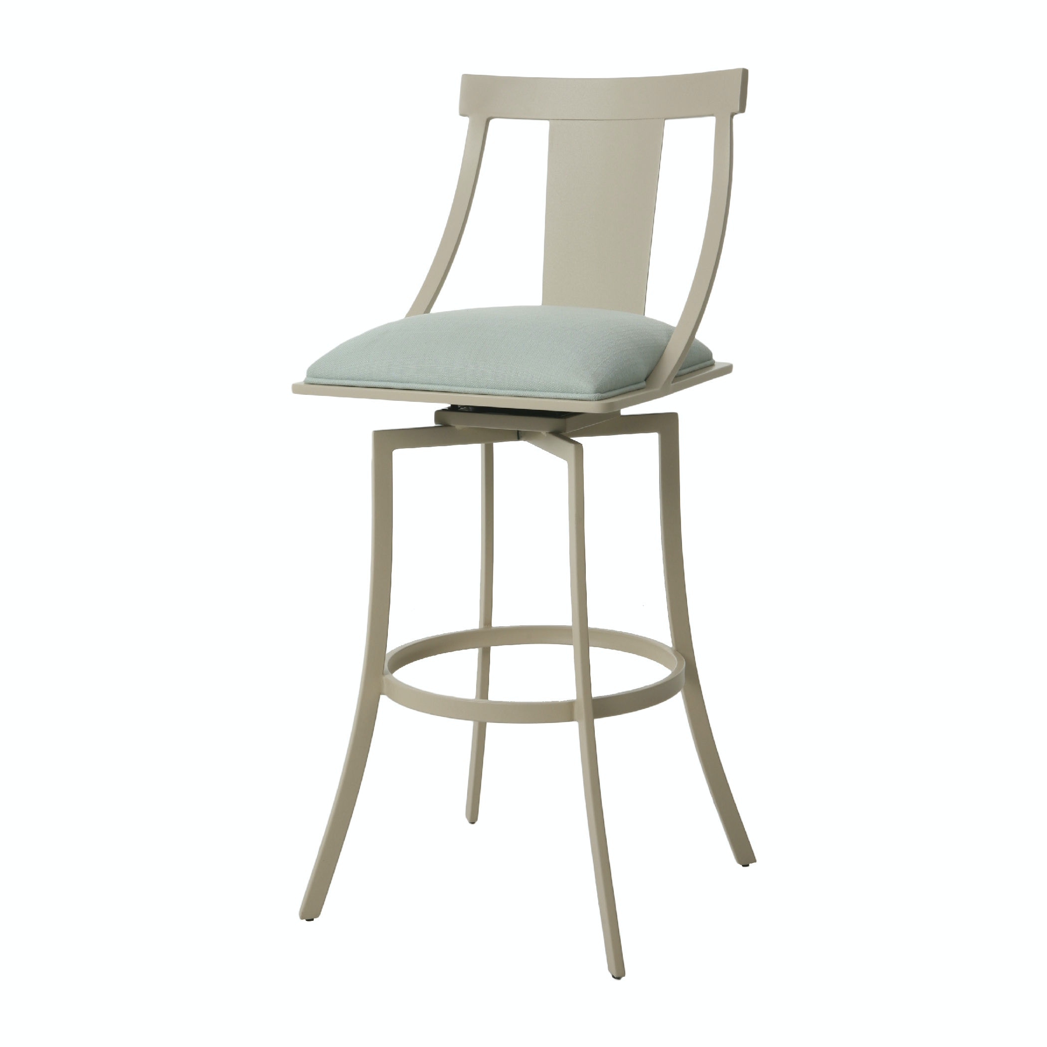Pastel Furniture Hayden Swivel Barstool HY 219 26