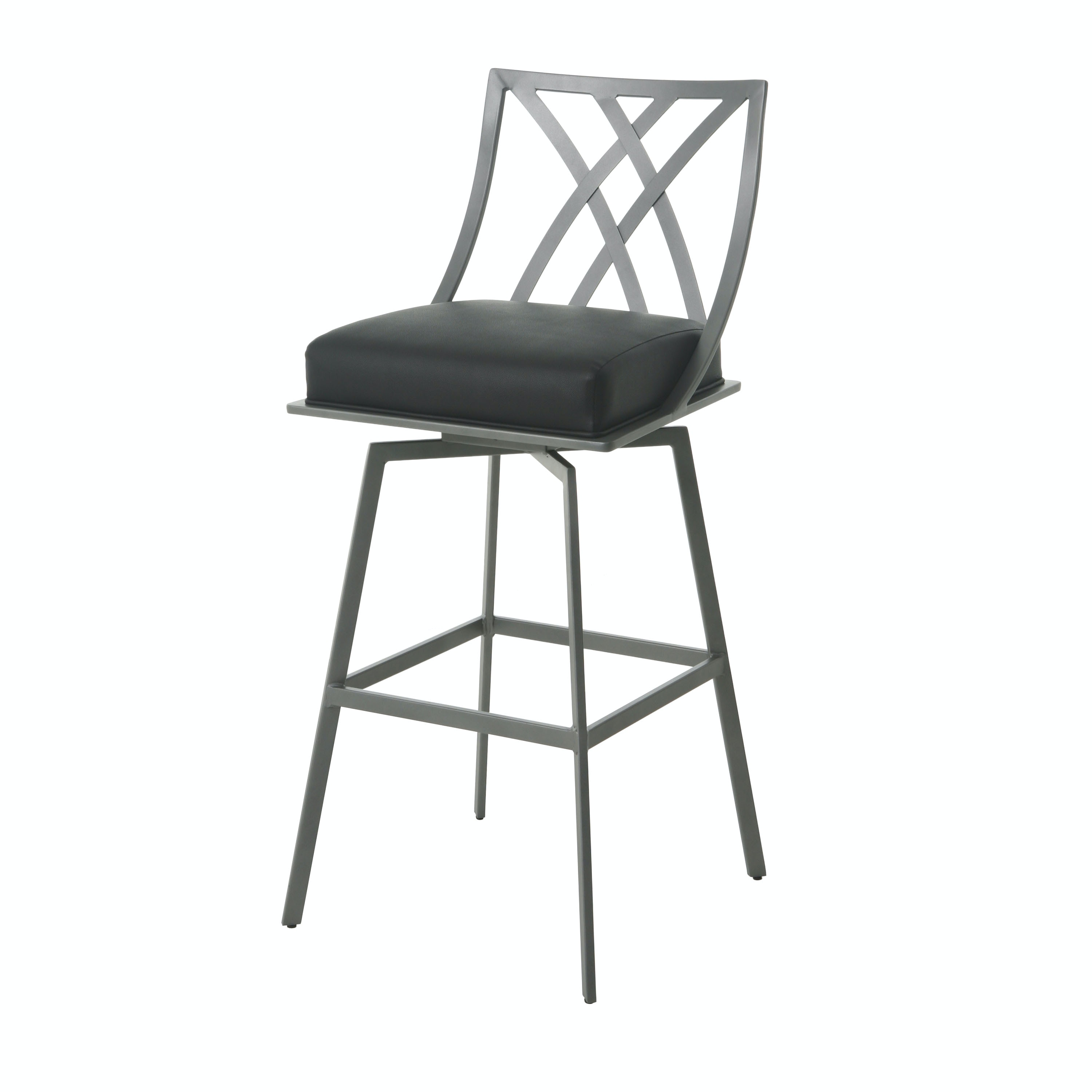 Pastel Furniture Iris Swivel Barstool IR 219 NK 142 26