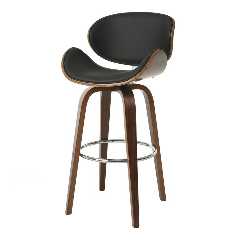 Pastel Furniture Jordana Swivel Barstool JR 225 CH WA 979 26