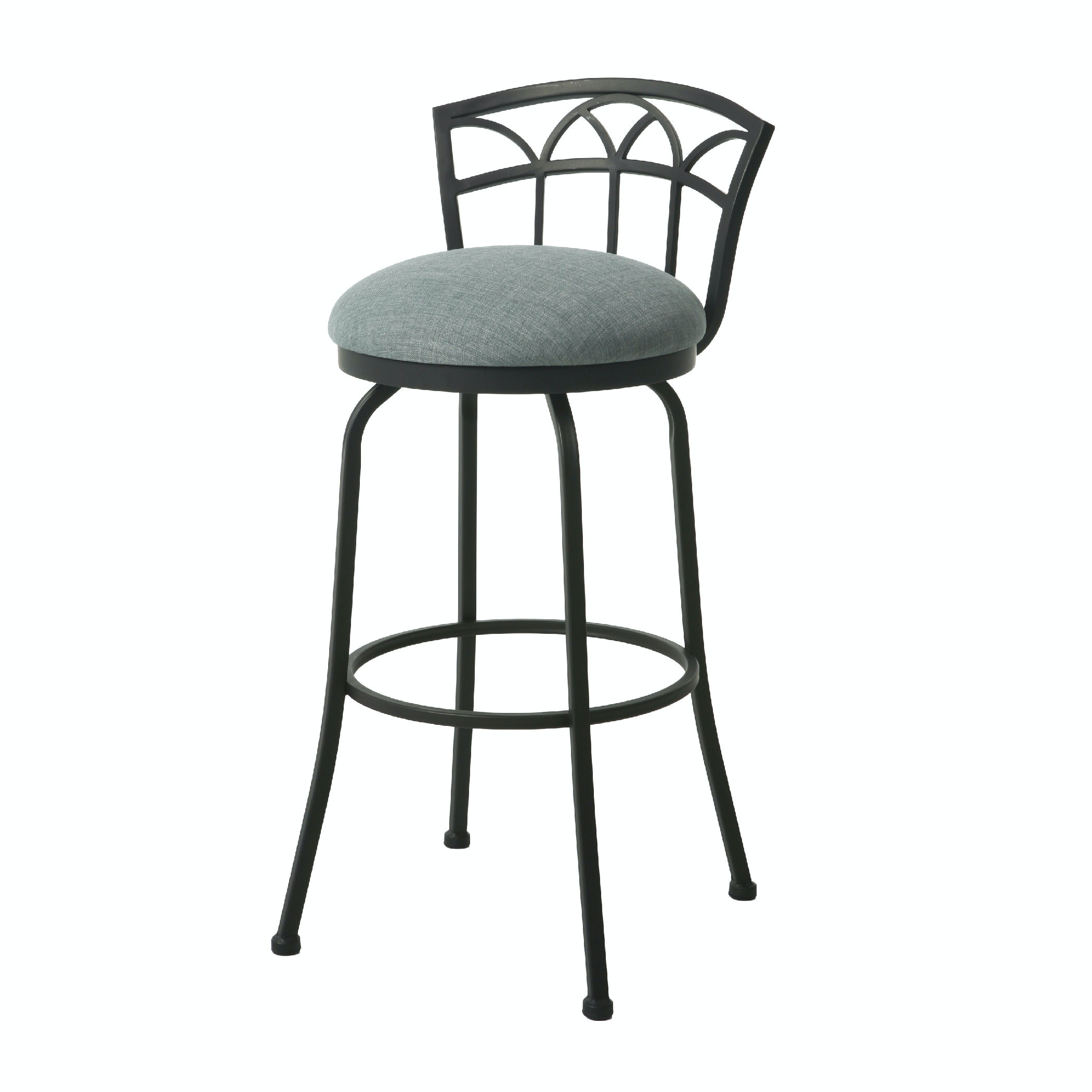 Pastel Furniture Jasmine Swivel Barstool JS 225 30
