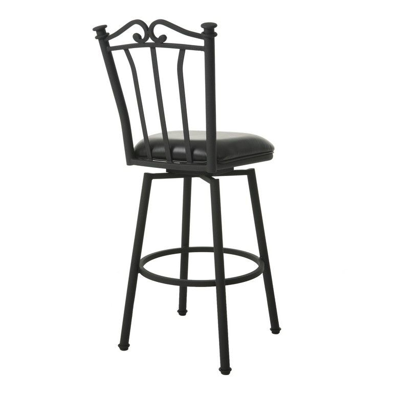Pastel Furniture Laguna Swivel Barstool LG 249 MB 142 26