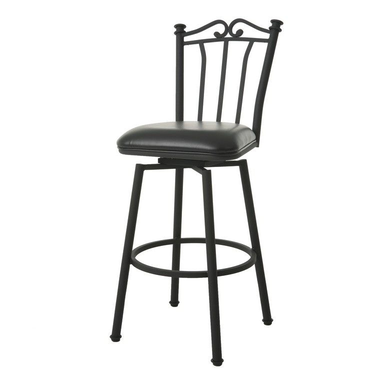 Gentil Pastel Furniture Laguna Swivel Barstool LG 249 MB 142 26