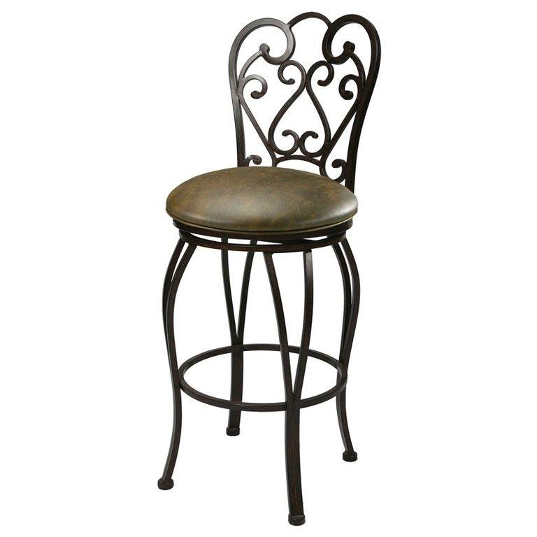 Merveilleux Pastel Furniture Magnolia Swivel Barstool MA 223 AR 649 26