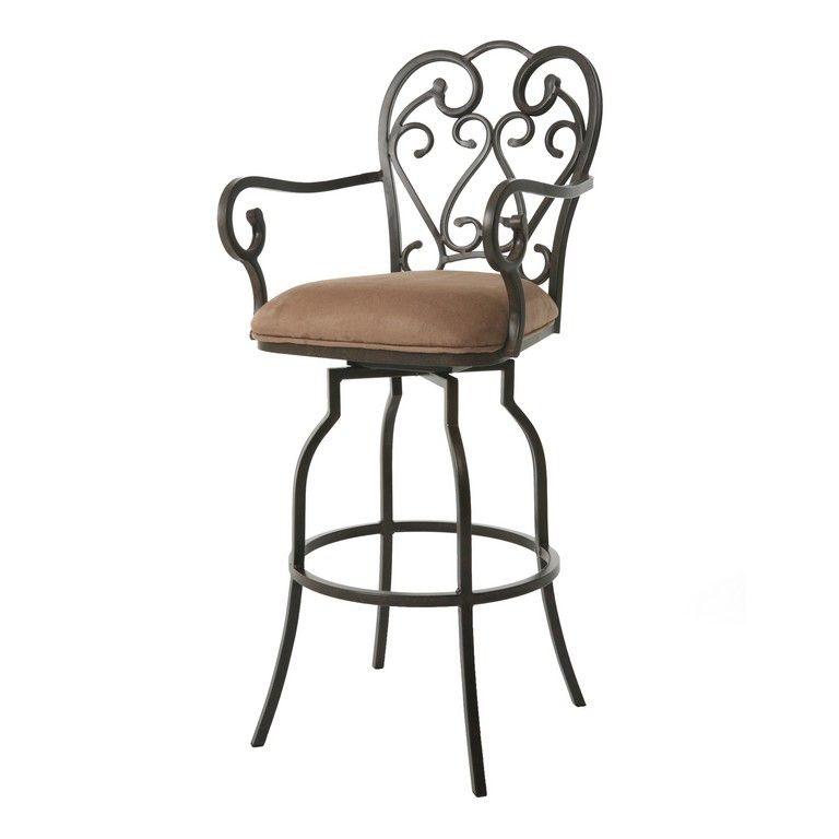 Attirant Pastel Furniture Magnolia Swivel Barstool MA 247 AR 631 30