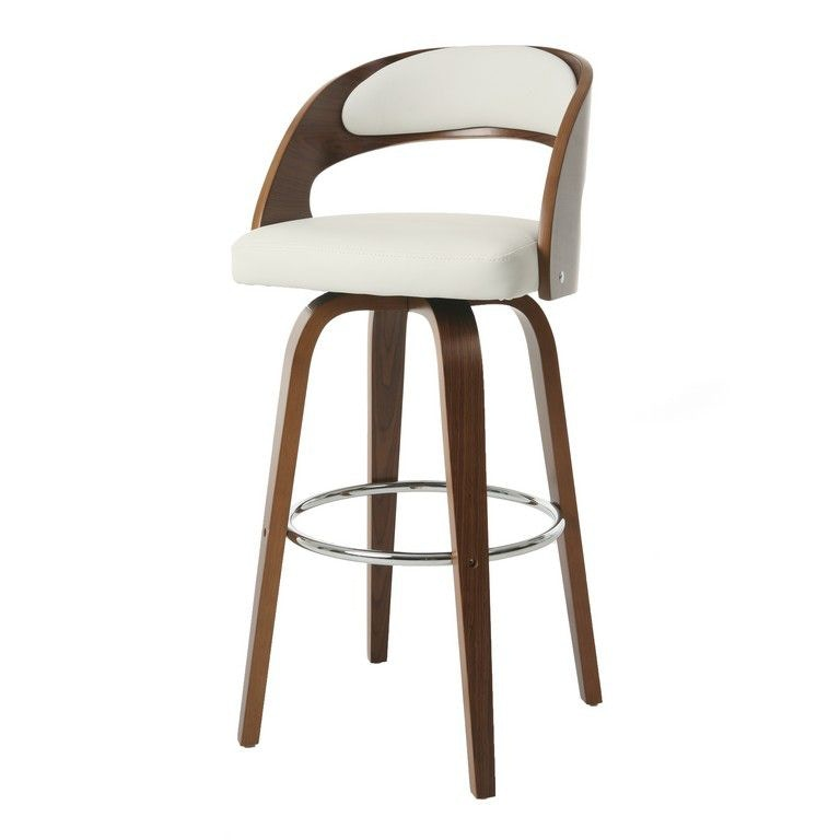 Pastel Furniture Yreka Swivel Barstool YR 225 CH WA 978 26