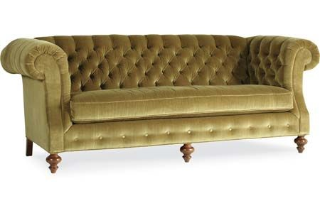 Larren Grey Living Room Chichester Chesterfield Sofa 1120