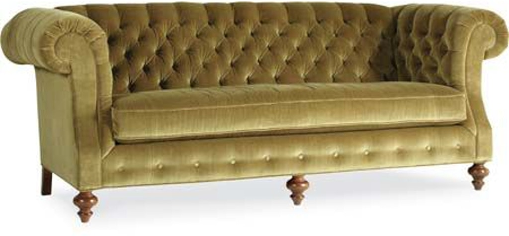 Cr Laine Living Room Chesterfield Sofa