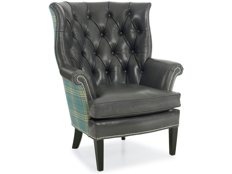 Larren Grey Living Room Chair L1295 Whitley Furniture