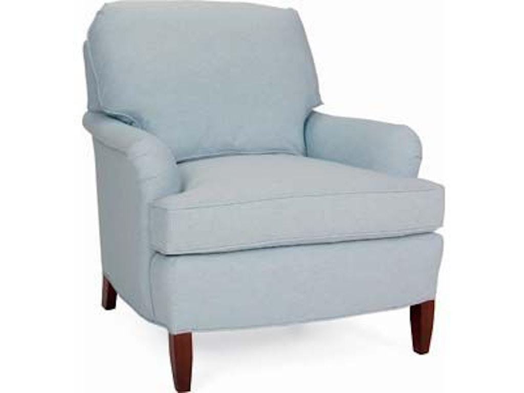 Flexsteel Living Room Fabric Power High Leg Recliner 5990