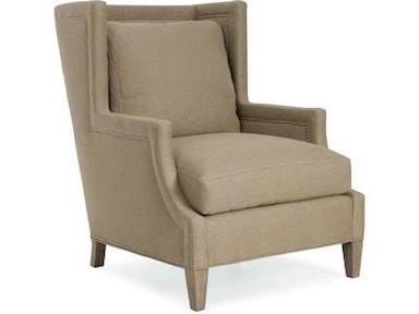 Larren Grey Living Room Garrison Chair 2295 Whitley