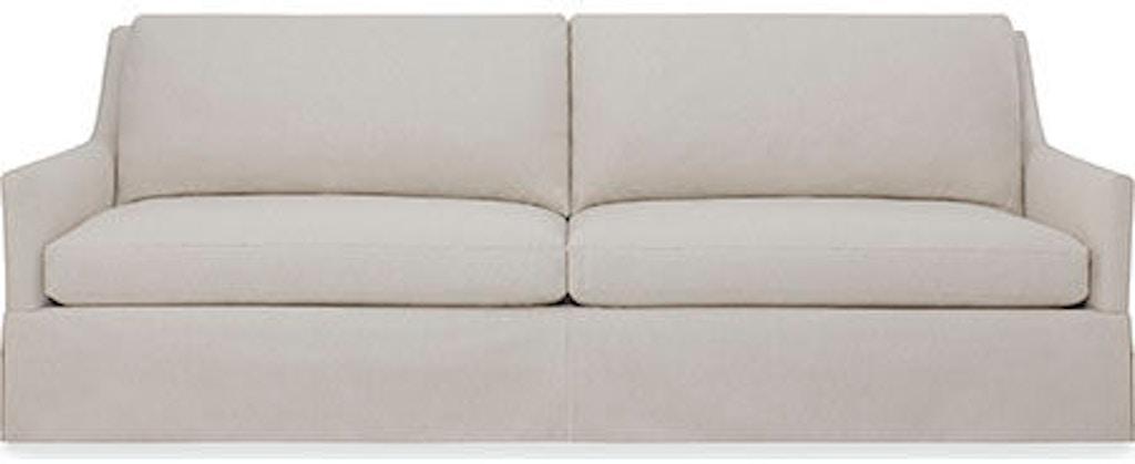 Cr Laine Living Room Jennifer Long Sofa 2581 At Malouf Furniture Greenwood
