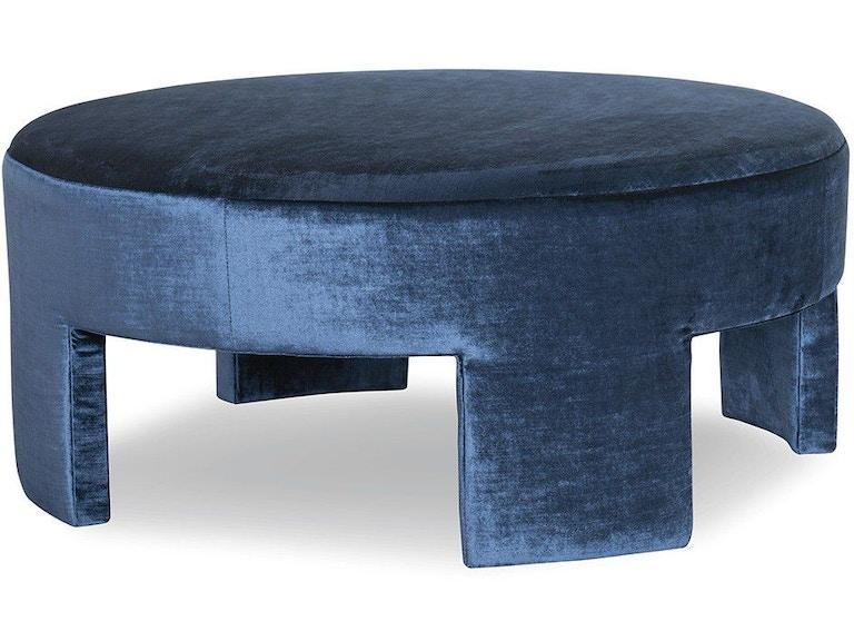 Terrific Round Ottoman Uwap Interior Chair Design Uwaporg