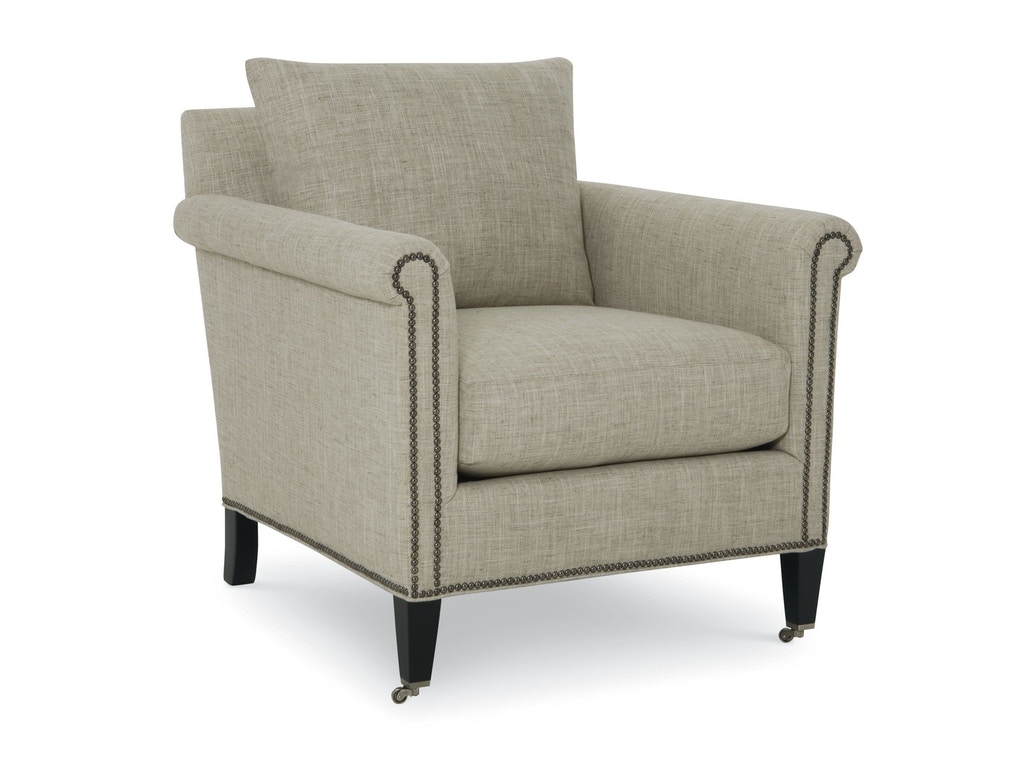 Larren Grey Living Room Havenwood Chair 3805 Whitley Furniture Galleries Zebulon Nc