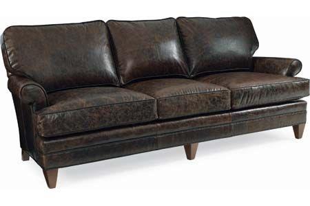 CR Laine Klein Leather Sofa L4400