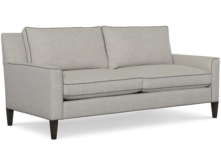 Larren Grey Living Room Apartment Sofa 4550-22 - Whitley ...