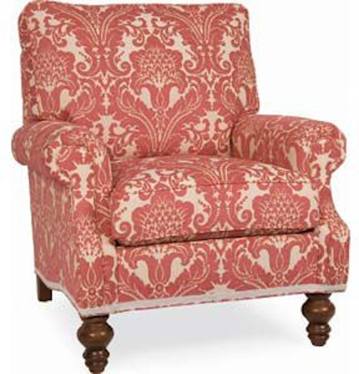 CR Laine Living Room Peyton Chair 6995 - Toms-Price Furniture ...
