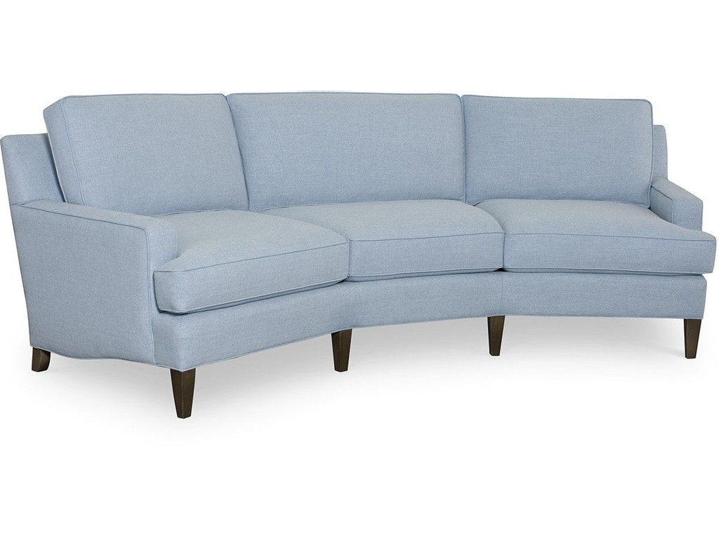 Cr Laine Living Room Atticus Sofa 7800 03 Bacons Furniture Port Charlotte Fl