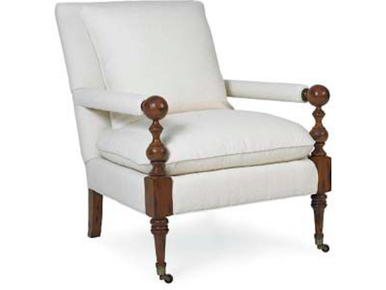 Cr Laine Living Room Bradstreet Chair 8195 At Toms Price Furniture