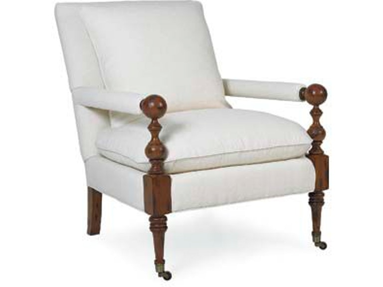 CR Laine Bradstreet Chair 8195 - CR Laine Living Room Bradstreet Chair 8195 - Bowen Town And Country