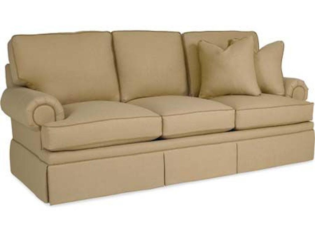 CR Laine Living Room Roll Panel Arm Sofa CD8600R ...