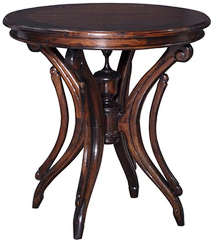 Thomasville Furniture Louisville Ky: Bramble Living Room Savoy Lamp Table 10711