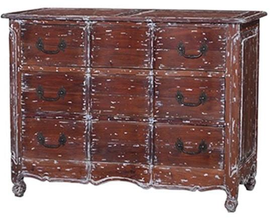 Bramble Bedroom Provence 3 Drawer Dresser Large 10820  : 10820whd fdt from www.kiserfurniture.com size 1024 x 768 jpeg 73kB