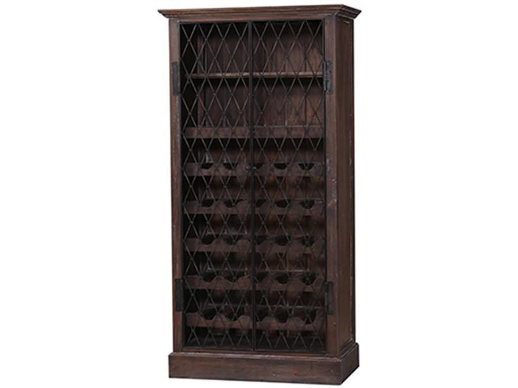 Bramble bar and game room sonoma wine cabinet 21356 for Kitchen cabinets johnson city tn
