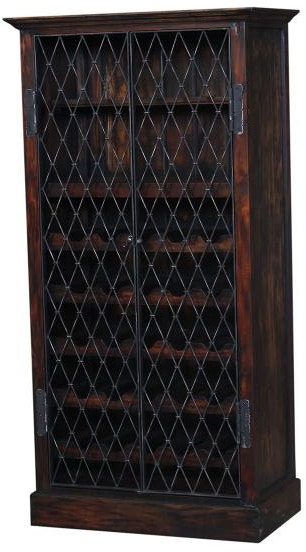 Bramble Bar And Game Room Sonoma Wine Cabinet 21356