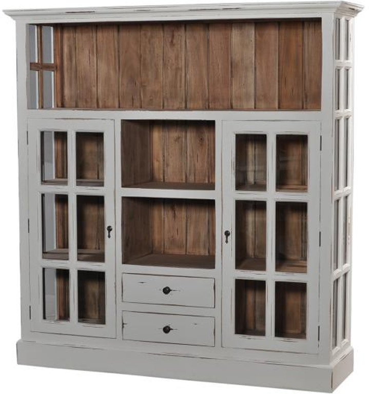 Bramble Cape Cod Kitchen Cupboard With Drawers 21627